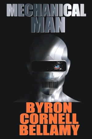 Mechanical Man cover
